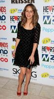 samia smith hearts and minds charity ball held at t