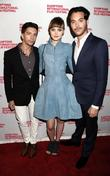 John Magaro, Bella Heathcote and Jack Huston