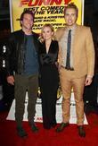 Dax Shepard, Bradley Cooper and Kristen Bell