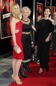 L-R, Toni Collette, Dame Helen Mirren and Jessica Biel