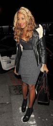 Alexandra Burke, Rihanna, Forum and Kentish Town