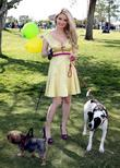 Holly Madison with Chloe and Rocky Holly Madison...
