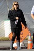 Pregnant Kristen Bell