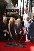 William H Macy, Aaron Sorkin, Walk Of Fame