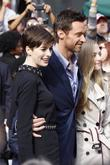 Anne Hathaway, Hugh Jackman and Amanda Seyfried