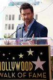 Hugh Jackman, Hollywood Star, Hollywood Walk and Fame