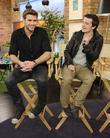 Liam Hemsworth and Josh Hutcherson