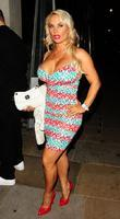 Coco Austin  out and about in Central...