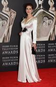 Amy Huberman The Irish Film and Television Awards...