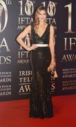 Amanda Byram Irish Film and Television Awards 2013...