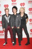 green day iheartradio music festival at mgm grand g