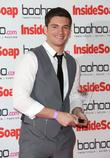 David Witts - winner The Inside Soap Awards...