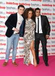 Naveed Choudhry, Chelsee Healey and Will Rush