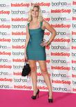 sarah jane dunn the inside soap awards 2012 held at