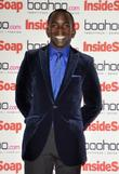 Jimmy Akingbola The Inside Soap Awards 2012 held...