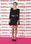 Jasmyn Banks The Inside Soap Awards 2012 held...