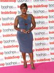 Tameka Empson - winner The Inside Soap Awards...