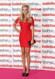 Alice Barlow The Inside Soap Awards 2012 held...