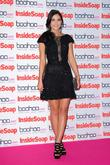 Jacqueline Jossa Inside Soap Awards 2012 Sponsored by...