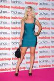 Sarah Jane Dunn Inside Soap Awards 2012 Sponsored...