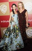 Lucy Liu and Jessica Lange