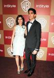 Dev Patel and Freida Pinto