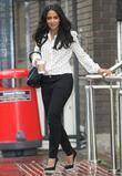 parminder nagra at the itv studios london england -