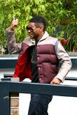 Usher, London, England, Mandatory and ITV Studios