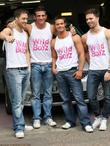 Alex Reid, Dale Howard, Danny Young and Itv Studios