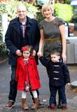 Lee, Alex O'Donoghue, Gabriel, Delilah and ITV Studios
