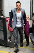 Peter Andre, Junior Andre and Princess Tiaamii Andre
