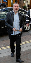 chris moyles celebrities at the itv studios featuri