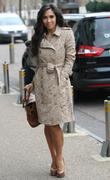 Myleene Klass outside the ITV studios  London,...