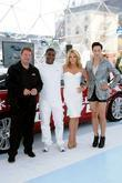 Tracy Morgan, Jane Krakowski, Johnny Weir