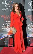 Natalie Pinkham Jaguar Academy of Sport Annual Awards...