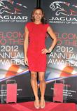 jessica ennis jaguar academy of sport annual awards