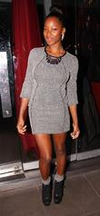 Jamelia, Jamelia Davis, The Voice, Ireland, Balans Restaurant and Soho