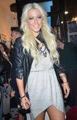 Amelia Lily Jamie Stevens' salon launch party in...