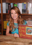 Actress, Jane Seymour, Open Hearts Family, Connecting, One Another and Books