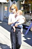 January Jones, Xander, Los Feliz
