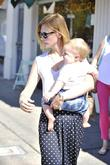 January Jones, Xander and Los Feliz