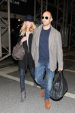 Jason Statham, Rosie Huntington-Whiteley, International
