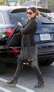 Pregnant Jenna Dewan- and Tatum