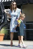 Jennifer Garner takes her daughter Violet to Karate...