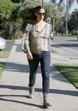 Jennifer Garner and Santa Monica