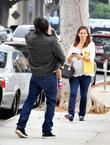 Ben Affleck and Jennifer Garner pregnant Jennifer Garner...