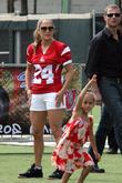 Jennifer Lopez and Emme Muniz