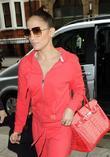 Jennifer Lopez, Harrods and Kensington