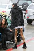Jessie J real name Jessica Cornish wearing tiger...