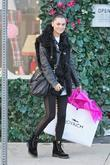 Jessie J real name Jessica Cornish shopping at...